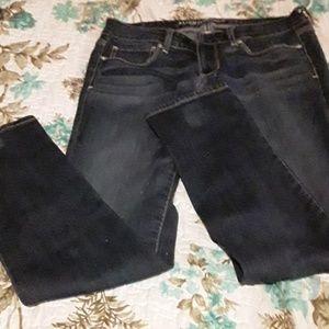 American Eagle Dark wash Jean's